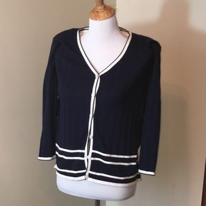 Size M Alfred Dunner Sweater Set